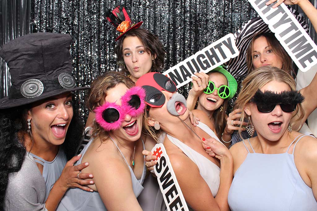 corporate photo booth activations